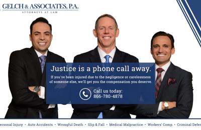 Gelch & Associates Personal Injury Law Firm - Birmingham, AL