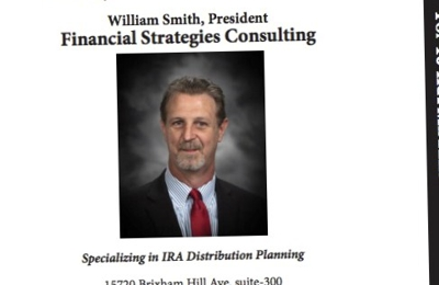 Financial Strategies Consulting - Charlotte, NC. The 10 IRA Mistakes and How to avoid IRA Tax Traps