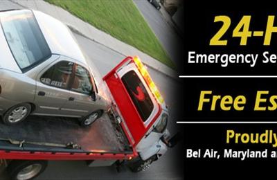 Bel Air Towing & Roadside Assistance - Bel Air, MD