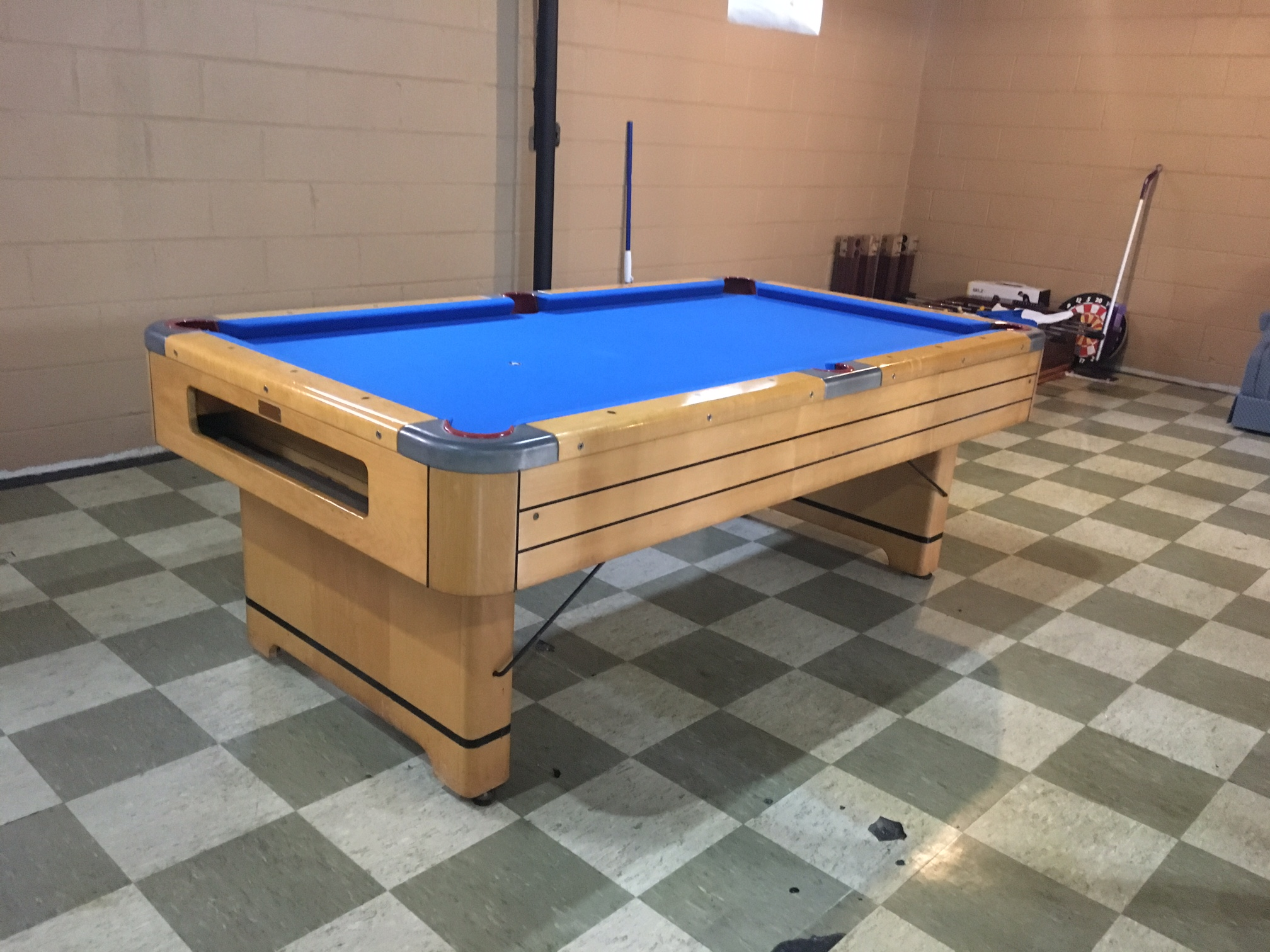 Billiard Table Recovery Service YPcom - Abia pool table movers
