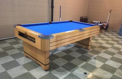 Billiard Table Recovery Service YPcom - Billiard table recovering