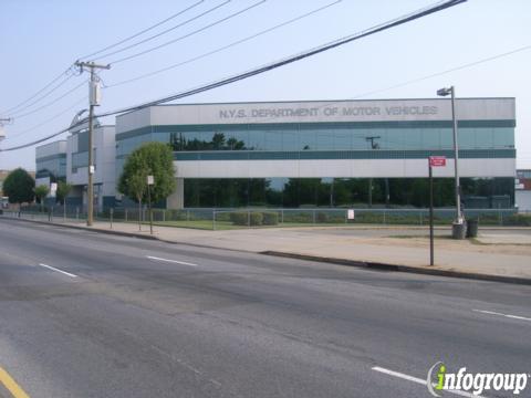 Motor Vehicle Department 16835 Rockaway Blvd Jamaica Ny 11434