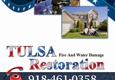 TULSA Fire and Water Damage Restoration - Tulsa, OK