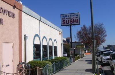 New Light & Healthy Sushi Bar - Woodland Hills, CA