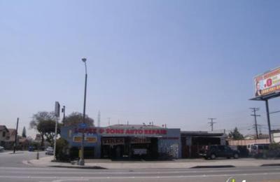 Lopez & Sons Automobile Repair - South Gate, CA