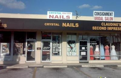 Crystal Nails - Tampa, FL