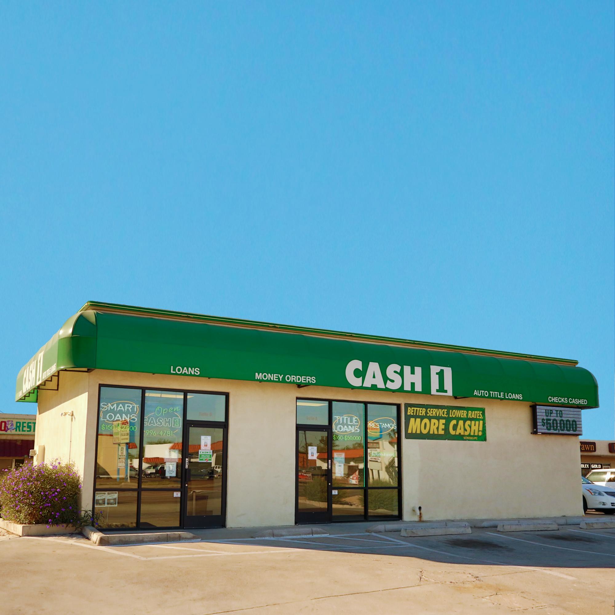 Get cash advance at bank image 10