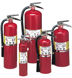 Livonia Garden City Fire Extinguisher Service - Howell, MI
