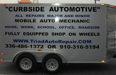 Curbside Automotive - Greensboro, NC