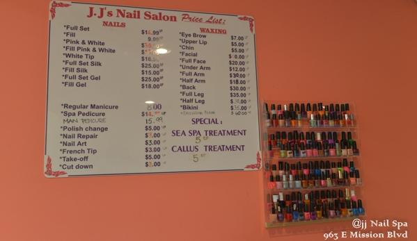J J Nail Salon - Pomona, CA