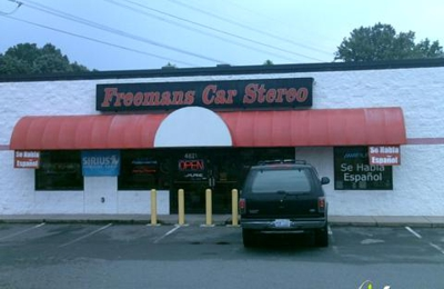 Freemans Car Stereo INC - Charlotte, NC
