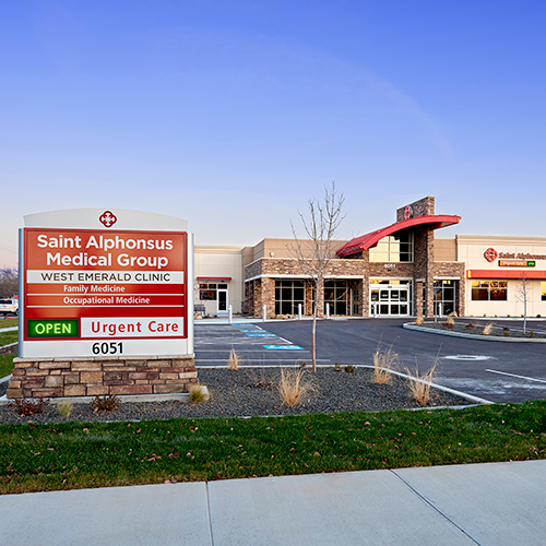 Saint Alphonsus Medical Group 6051 W Emerald St, Boise, ID