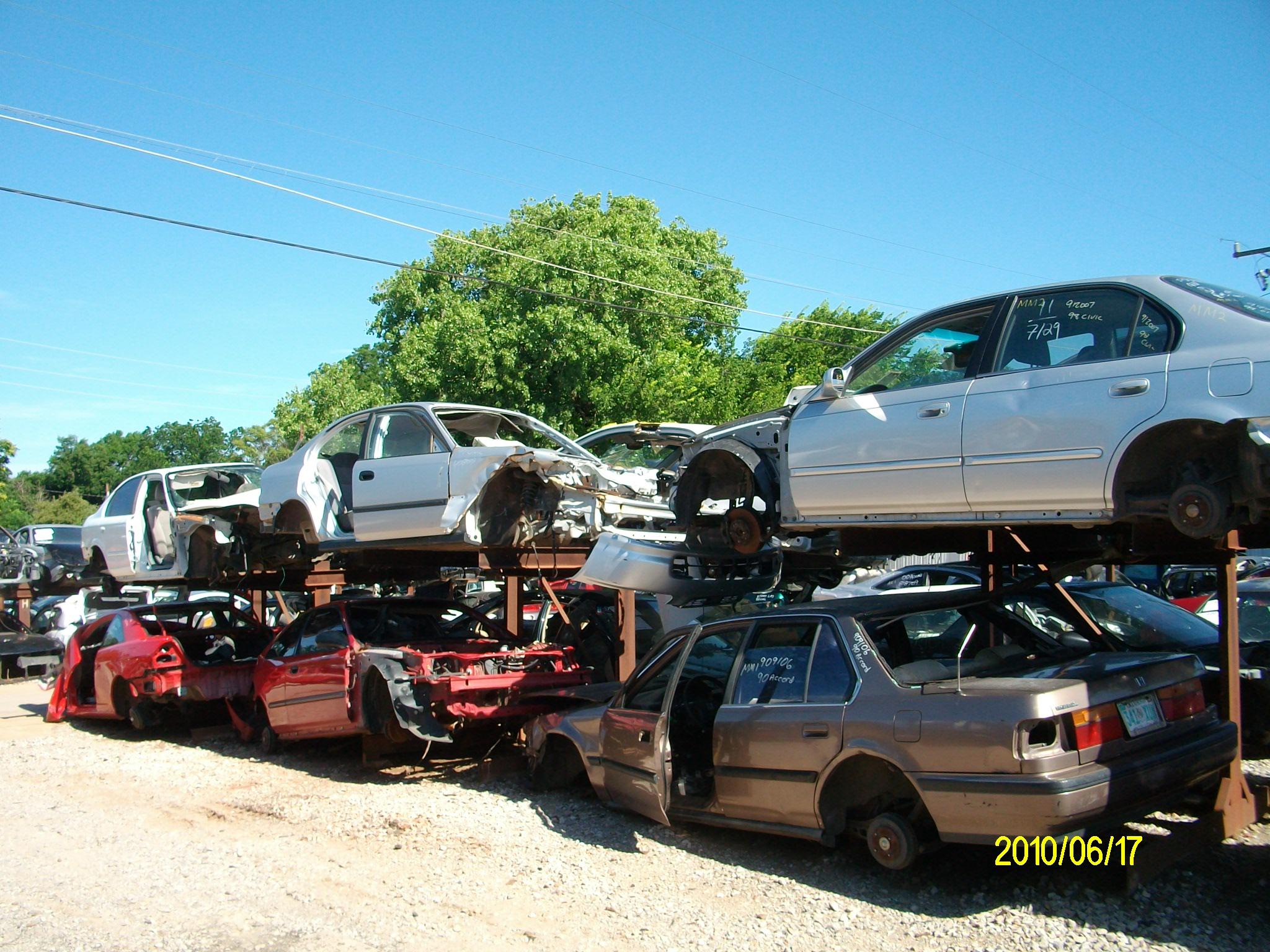 Bethany Import Salvage 4430 Sw 134th Oklahoma City Ok
