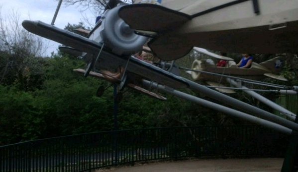 Six Flags Over Texas - Arlington, TX. 3/13/2012