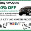 Car Key Locksmith Paradise Valley AZ
