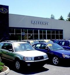 Rafferty Subaru - Newtown Square, PA