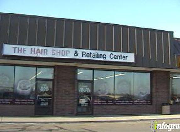 The Hair Shop - Olathe, KS