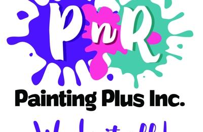 P n R Painting Plus, Inc. - Antioch, IL. Logo