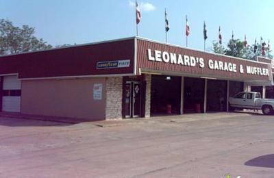 Leonards garage and muffler centers inc 4401 s 1st st austin tx leonards garage and muffler centers inc austin tx solutioingenieria Images