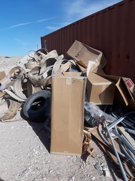 """KINGS'' TRASH,GARBAGE PICK-UP & JUNK REMOVAL, HAULING..FREE FREE QUOTES - El Paso, TX"
