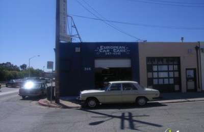European Car Care - San Mateo, CA
