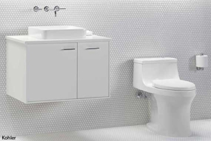 The Touchless Toilet by Kohler