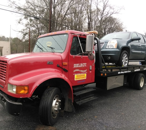 SELECT TOWING & RECOVERY - Atlanta, GA