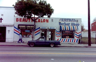 Central Barber Shop - Los Angeles, CA