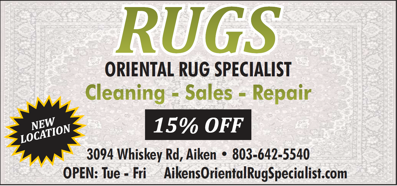 Oriental Rug Specialist 3094 Whiskey Rd