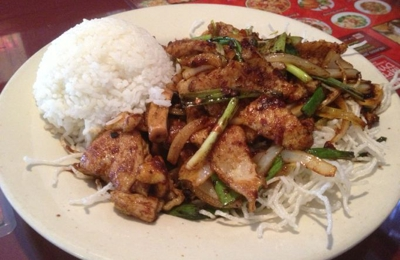 Imperial Dynasty Chinese and Japanese Cuisine - Longwood, FL. Mongolian Chicken