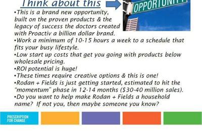 Rodan + Fields Skin Care - Tracy, CA