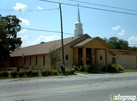Northside Missionary Baptist Church - Tampa, FL