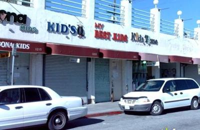Pinky Kids - Los Angeles, CA