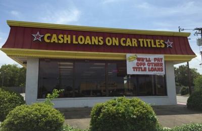 Loanstar Title Loans - Bryan, TX