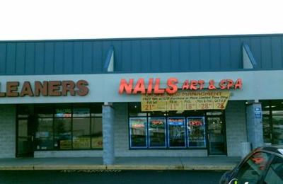Nail Art & Spa - Millersville, MD