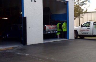George & Son's Towing Inc - Naples, FL