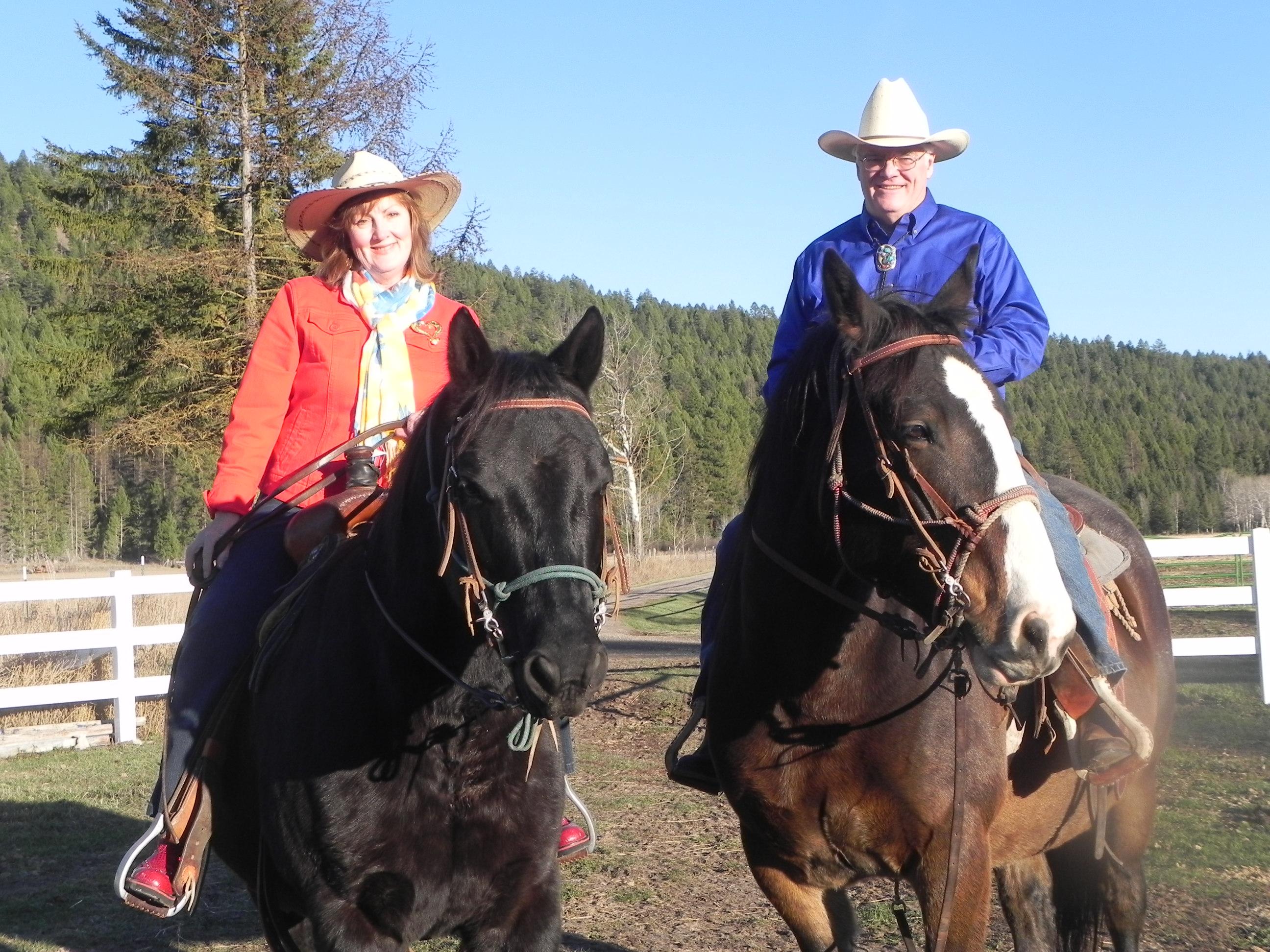 Gaynor Ranch & Resort, Whitefish MT