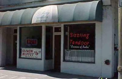 Sizzling Tandoor Indian Restaurant Santa Rosa Ca