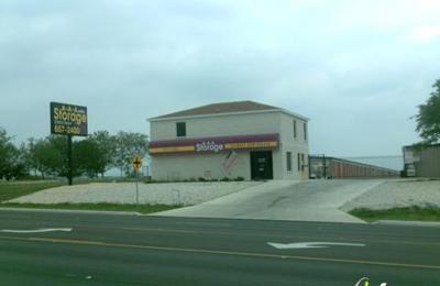 AAA Storage Crestway   San Antonio, TX