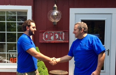 Town and Country Glass Shop - Woodbury, CT. Father & Son Team