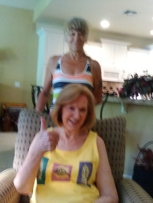 Another Happy Customer. Ruby Hernandez .2- recliners re worked. Saved both recliners for years to come.
