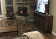 Fontenot Construction - Clyde, TX. The other side of the living room.