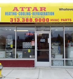 Attar Heating & Cooling & Refrigeration - Wyandotte, MI