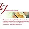 J & J Marble, Stone & Metal Restoration and Maintenance