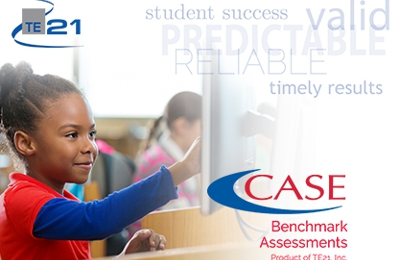 Te21 Inc - Charleston, SC. TE21's CASE Benchmark Assessments provide highly predictable, reliable data with timely results