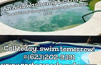 Protege Pool Services - Peoria, AZ