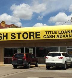 Cash Store - Irving, TX