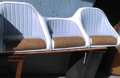 Perfect Sergieou0027s Classic Kustom Upholstery   Fort Collins, CO. A Boat Seat For A  Fishing