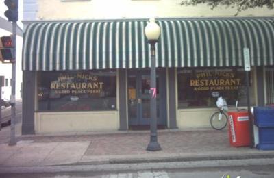 George's At Phil-Nicks A Good - Gainesville, FL