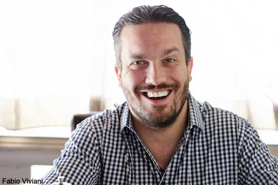 Fabio Viviani: My Five Favorite Italian Restaurants in America
